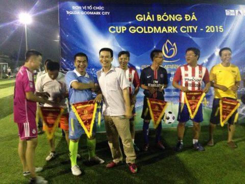 BEACONS Việt Nam tham dự giải bóng đá GoldMark City